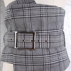 Big Pin Buckle High Waist Corset Belt